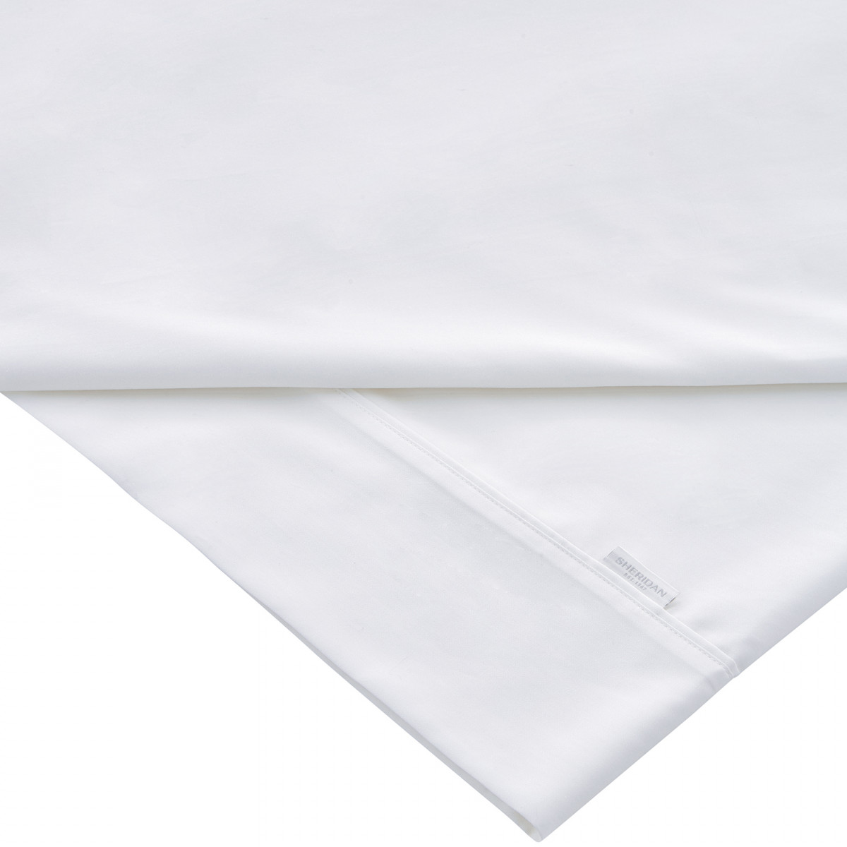 TENCEL FLAT SHEET SINGLE - WHITE