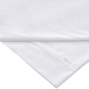 TENCEL FLAT SHEET DOUBLE - WHITE