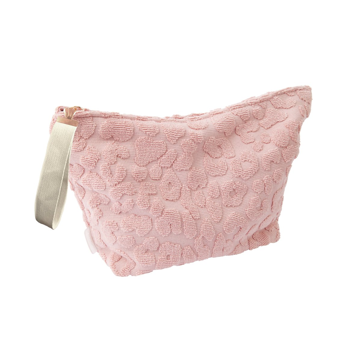 TERRY POUCH PINK