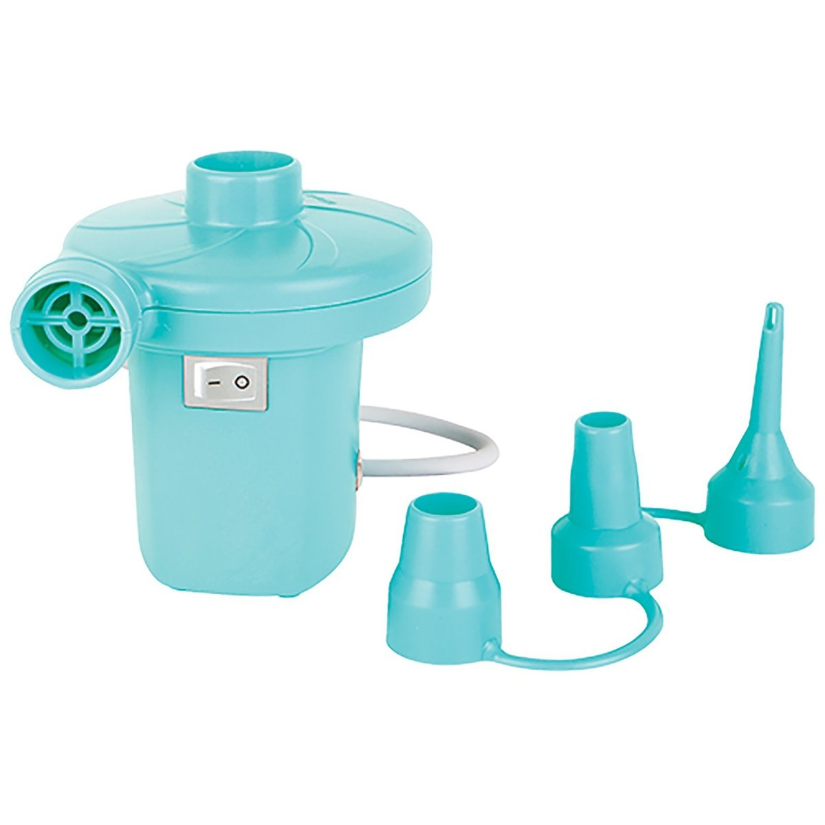 ELECTRIC PUMP UK TURQUOISE