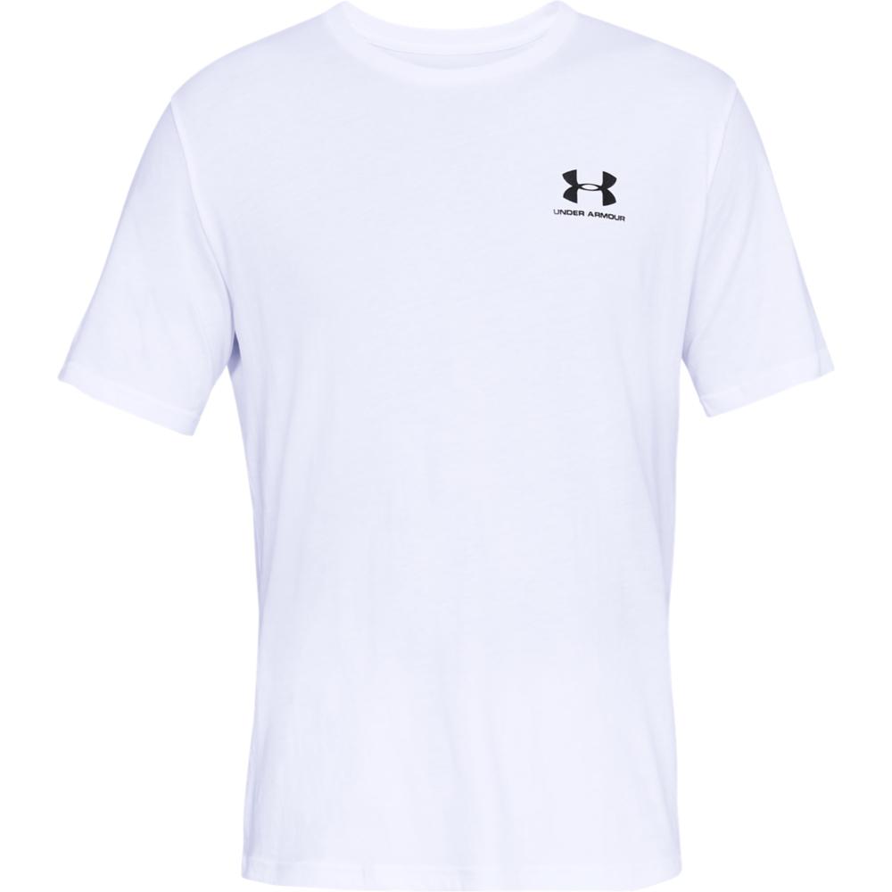 SPORTSTYLE SHORT SLEEVE T-SHIRT - WHITE