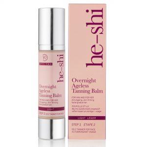 He-Shi Overnight Ageless Tanning Balm - Step 2. 50ml