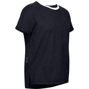 WOMENS CHARGED COTTON SHORT SLEEVE TOP