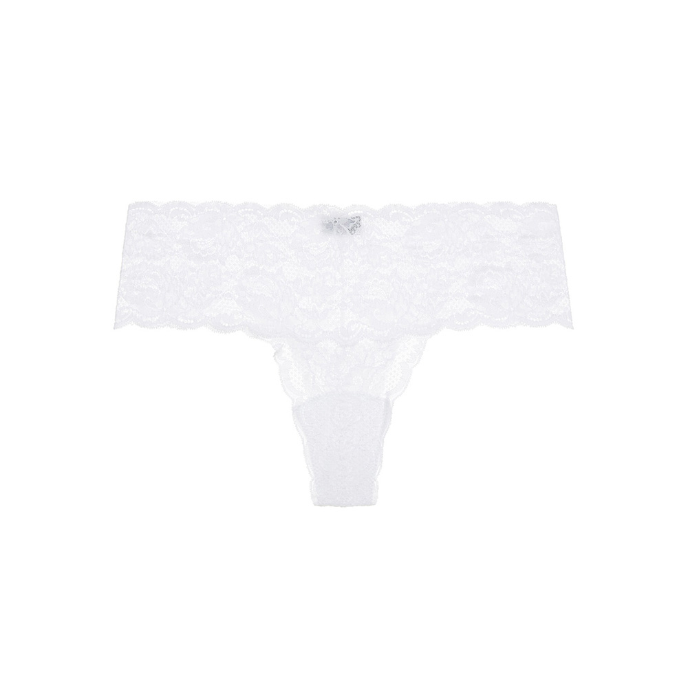 NEVER SAY NEVER COMFIE THONG WHITE