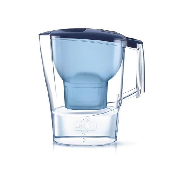 ALUNA WATER FILTER JUG 2.4L - BLUE