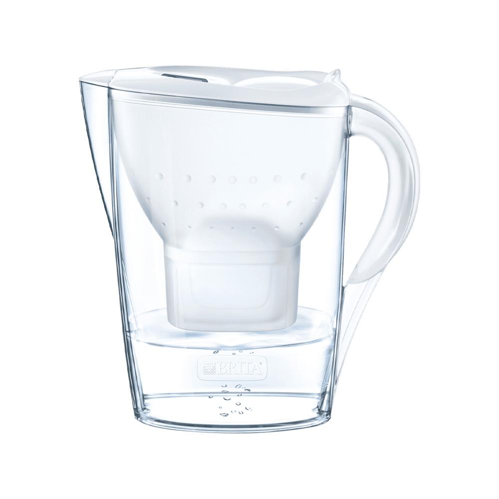 MARELLA WATER FILTER JUG 2.4L - WHITE