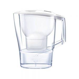 ALUNA WATER FILTER JUG 2.4L - WHITE