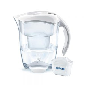 MARELLA XL WATER FILTER JUG - 3.5L - WHITE