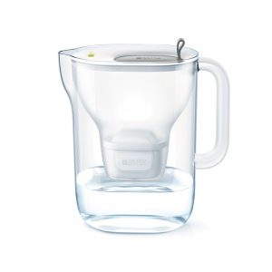 STYLE WATER FILTER JUG 2.4L - GREY