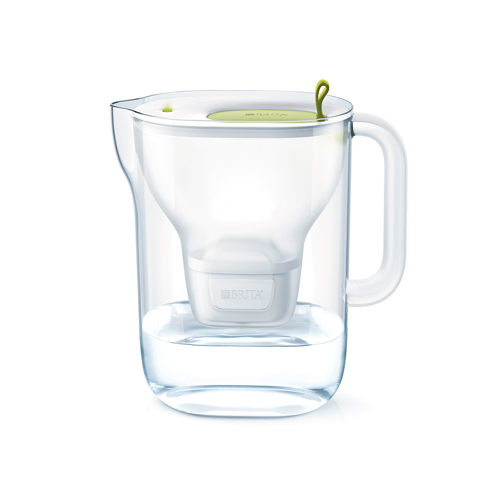 STYLE WATER FILTER JUG 2.4L - LIME