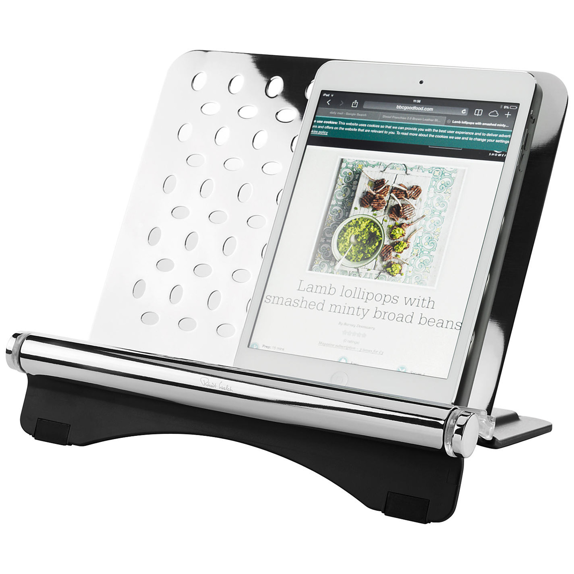 SIGNATURE COOK BOOK STAND