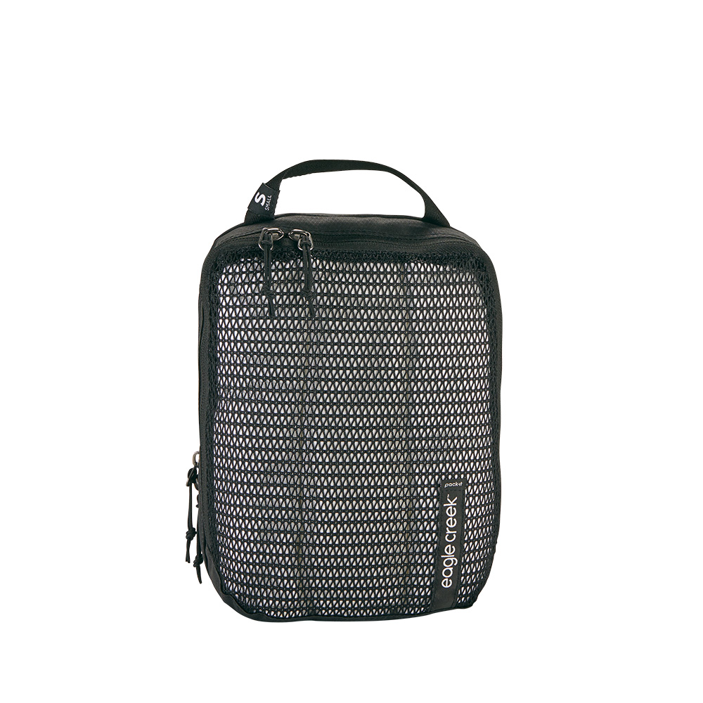 PACK IT CLEAN/DIRTY CUBE S - BLACK