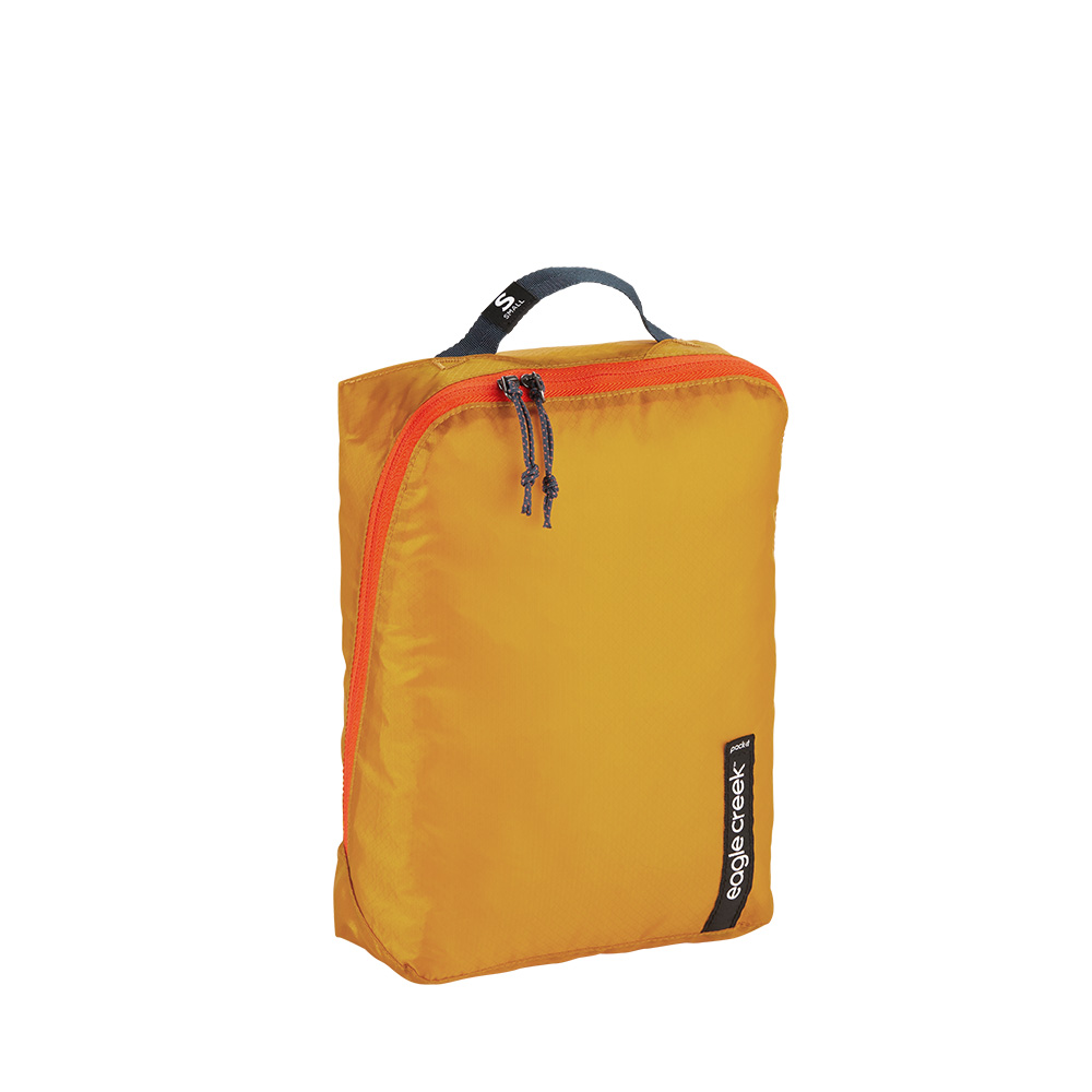 PACK IT ISOLATE CUBE S - SAHARA YELLOW