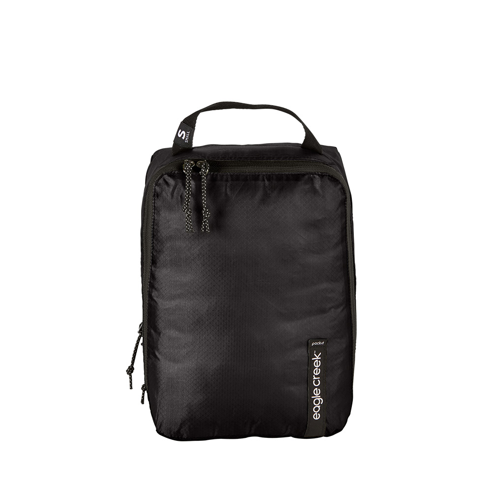 PACK IT ISOLATE CLEAN/DIRTY CUBE S - BLACK