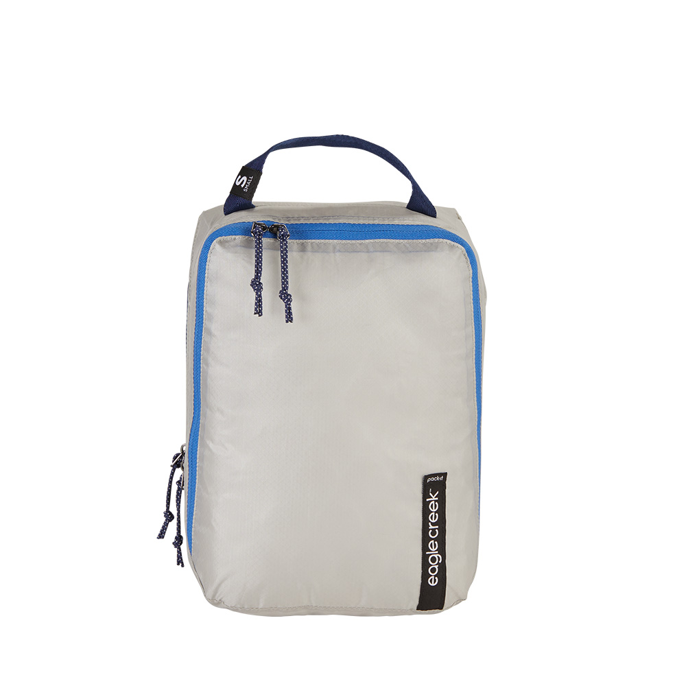 PACK IT ISOLATE CLEAN/DIRTY CUBE S - AZ BLUE/GREY