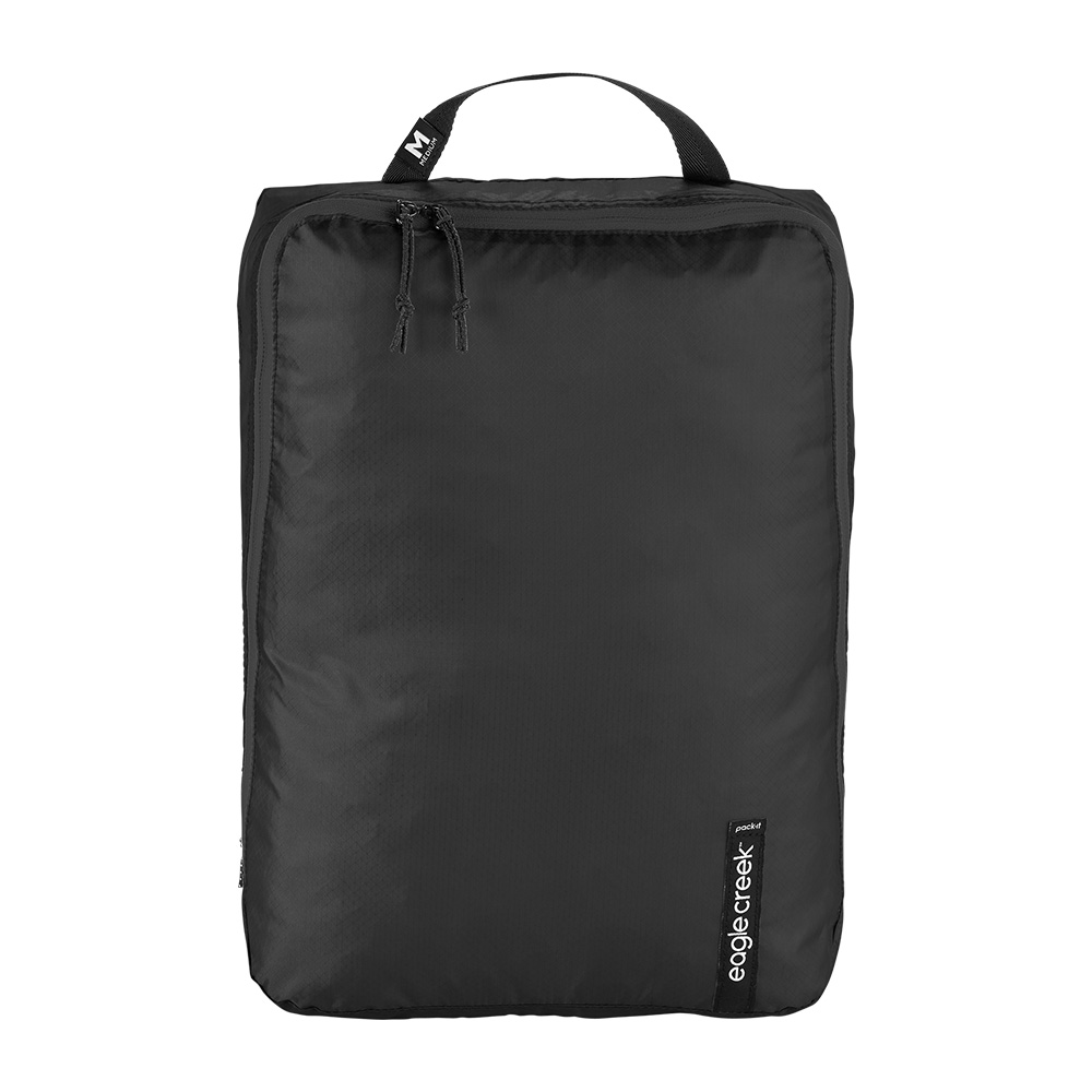 PACK IT ISOLATE CLEAN/DIRTY CUBE M - BLACK