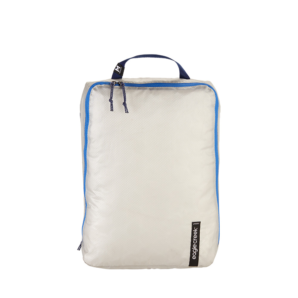 PACK IT ISOLATE CLEAN/DIRTY CUBE M - AZ BLUE/GREY