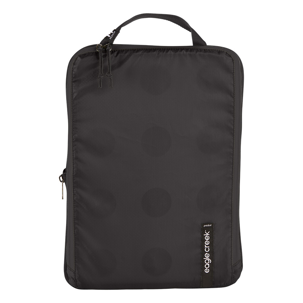 PACK IT ISOLATE STRUCTURED FOLDER M - BLACK