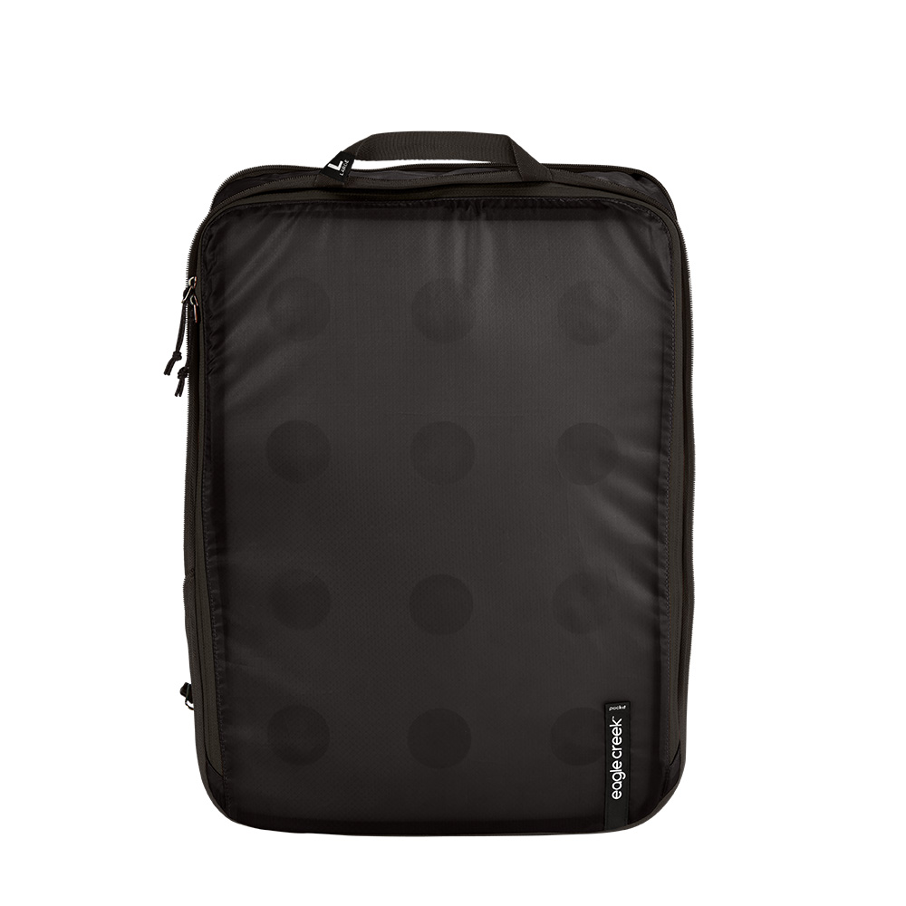PACK IT ISOLATE STRUCTURED FOLDER L - BLACK