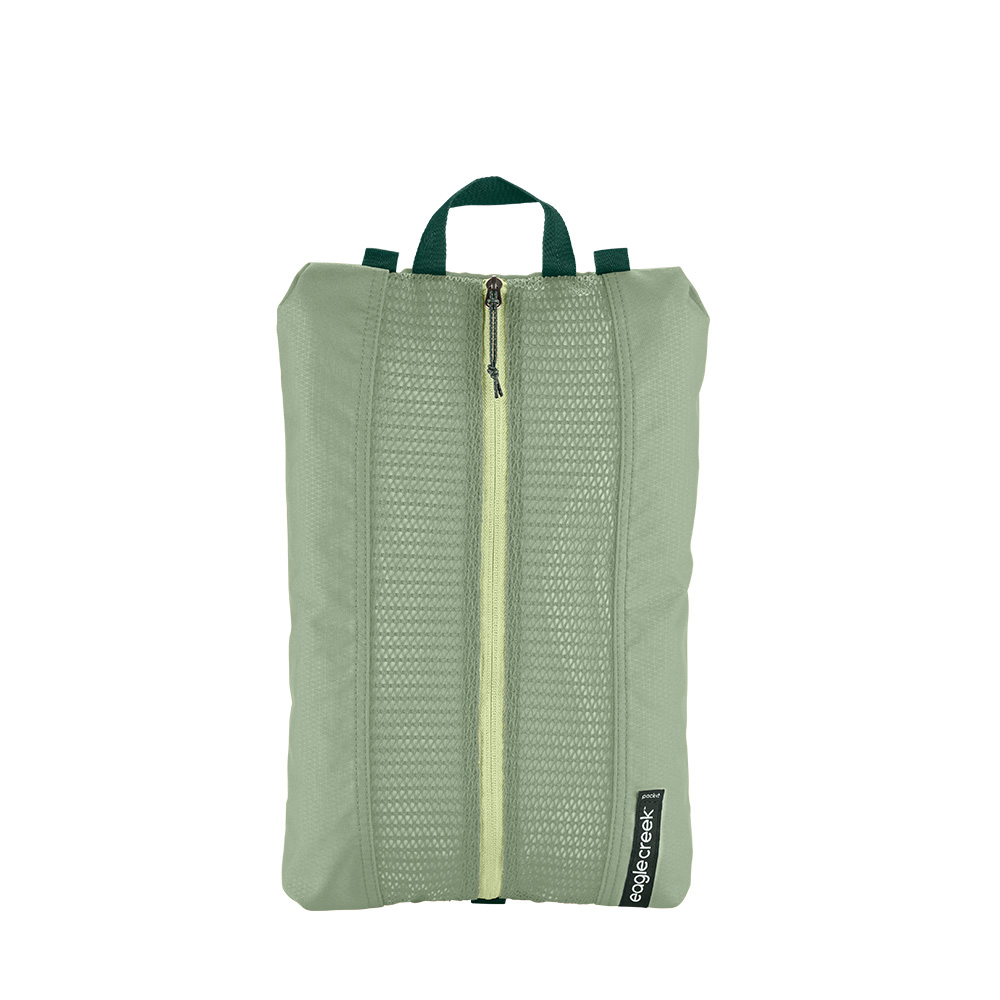 PACK IT REVEAL SHOE SAC - MOSSY GREEN