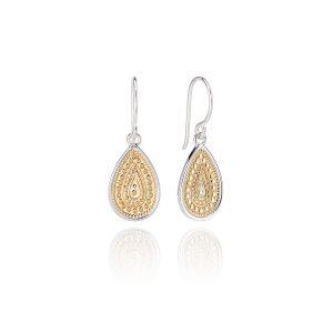 CLASSIC TEARDROP EARRINGS - GOLD