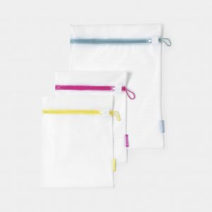 WASH BAGS SET OF 3 - ASSORTED