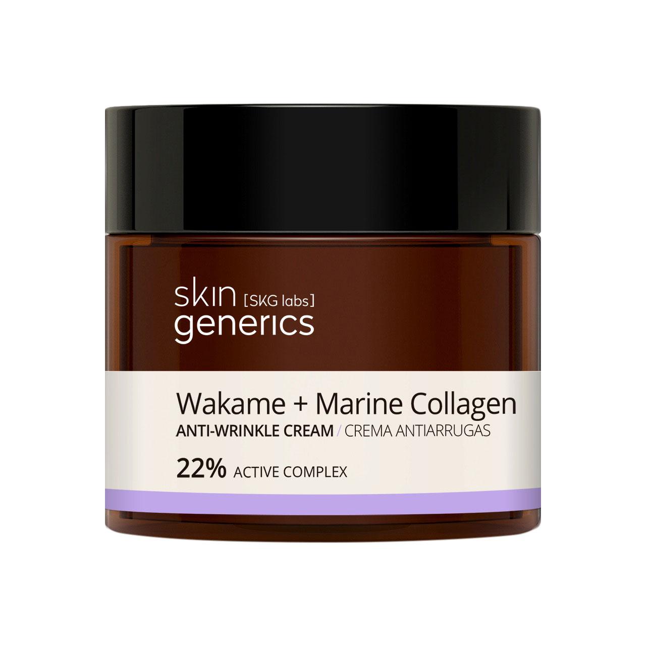 ANTI-WRINKLE CREAM WAKAME 23% ACTIVE COMPLEX