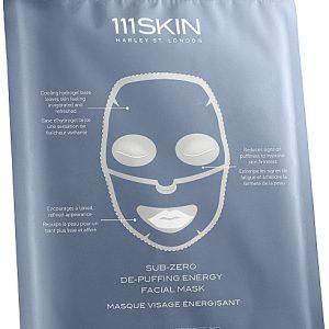 Sub-Zero De-Puffing Energy Facial Mask Single