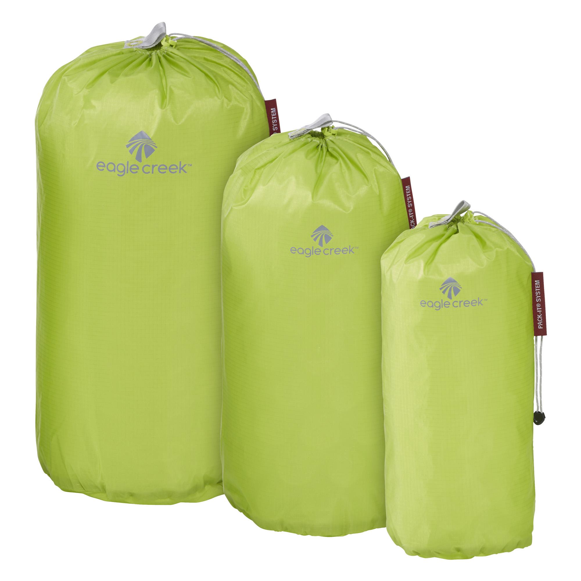 Pack-It Specter Stuffer Set S/M/L - Strobe Green
