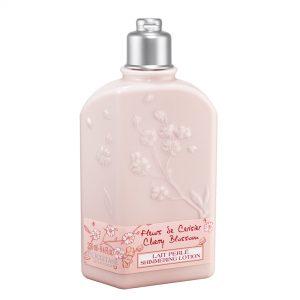 250Ml Cherry Blossom Shimmering Body Lotion