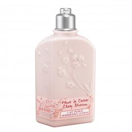 250Ml Cherry Blossom Shimmering Body Lotion
