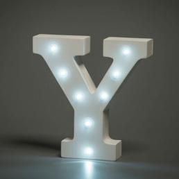 LED LETTER Y