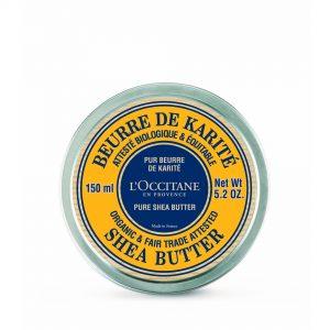 150Ml Pure Shea Butter Esr