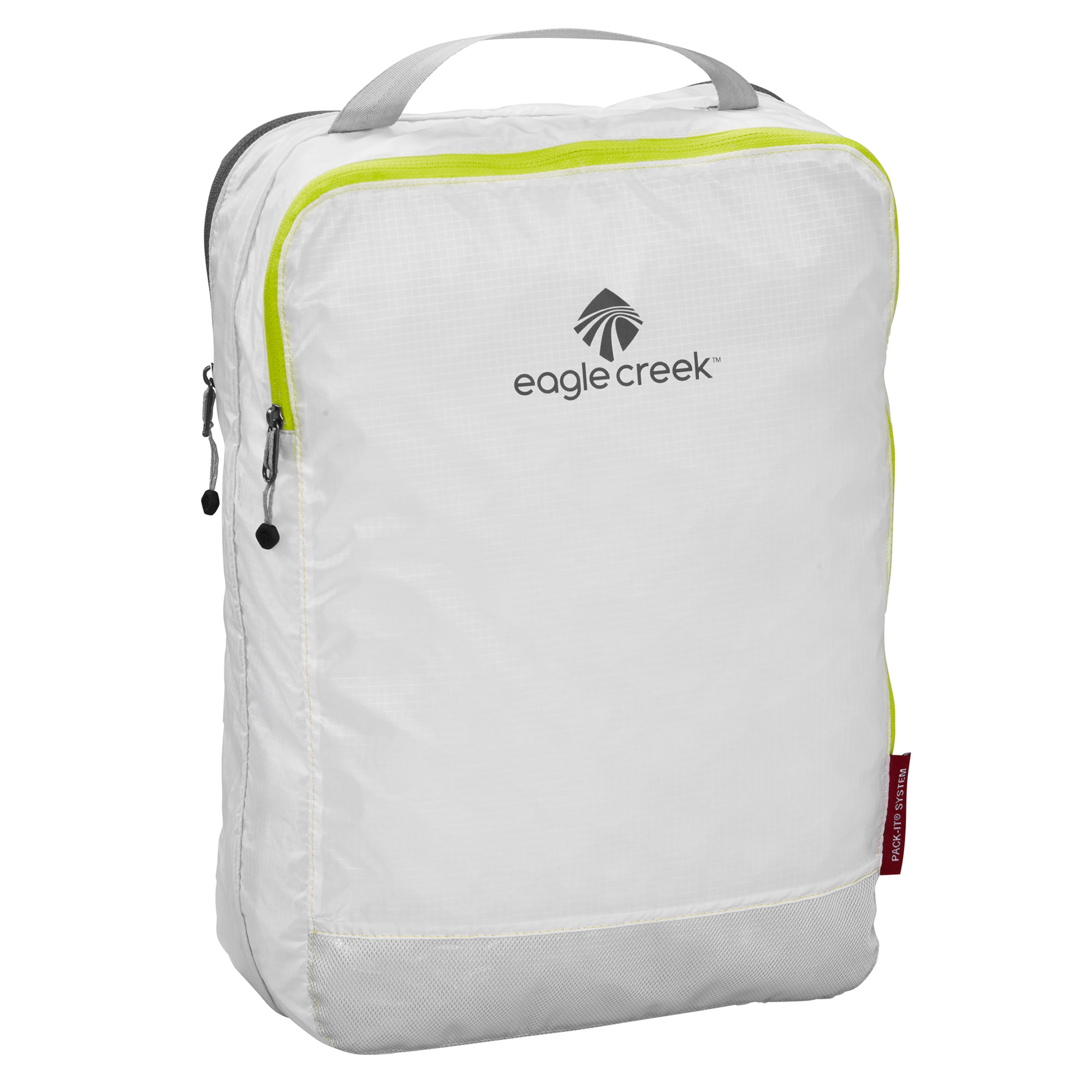Pack-It Specter™ Clean Dirty Cube – White/ Strobe