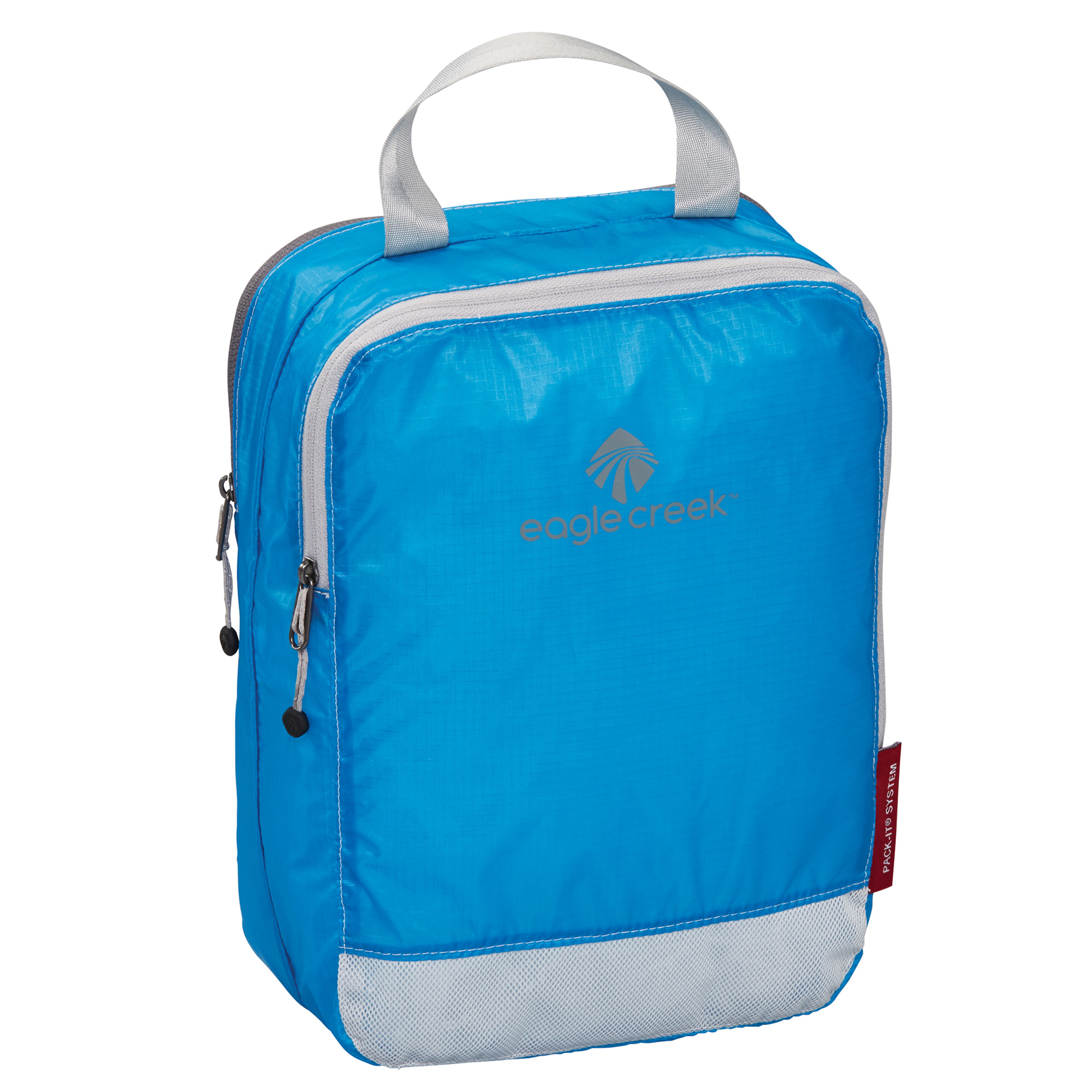 Pack-It Specter™ Clean Dirty Half Cube – Brilliant Blue