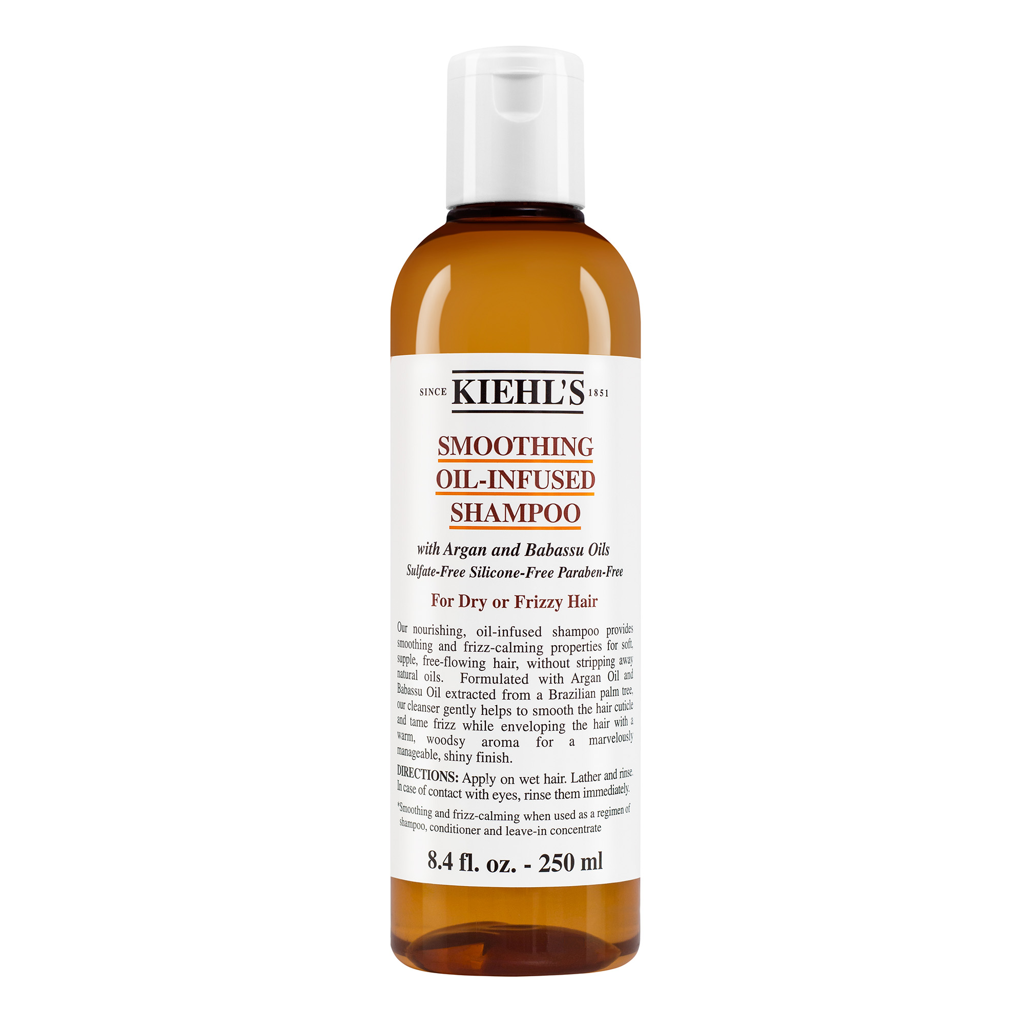 SMOOTHING OIL INFUSED SHAMPOO 250ML