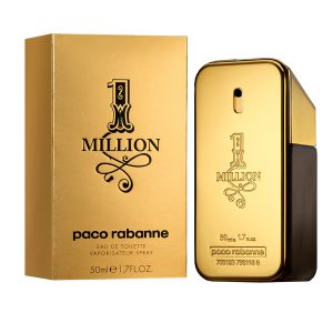 1 MILLION Eau de Toilette spray 50ml