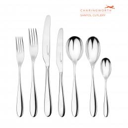 Santol Mirror 24 Piece Cutlery Set