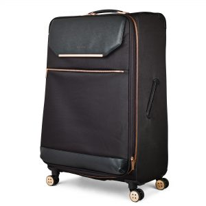 Womens Albany Softside 4 Wheel Large Suitcase