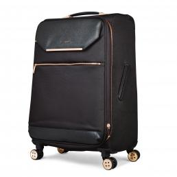 Womens Albany Softside 4 Wheel Medium Suitcase