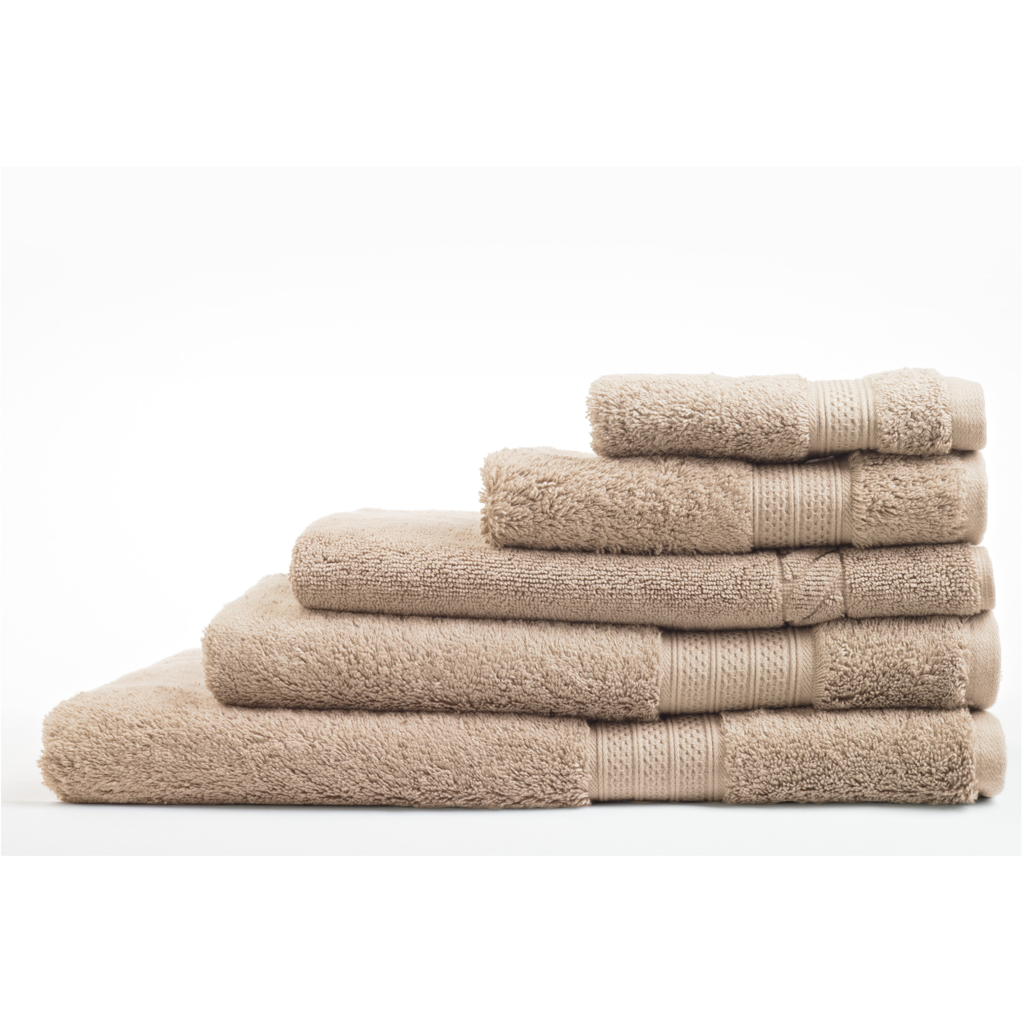 EGYPTIAN LUXURY NATURAL HAND TOWEL