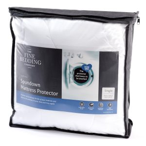 Spundown Mattress Protector Single