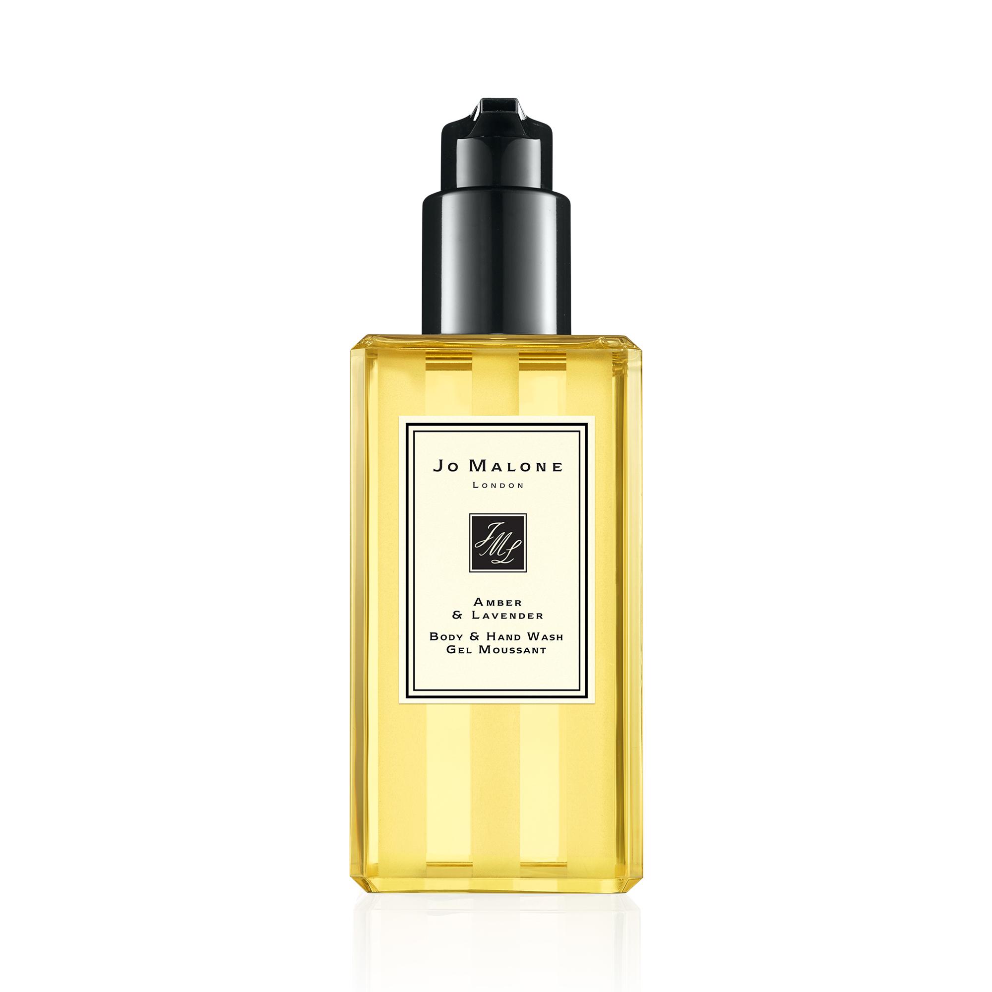 Amber & Lavender Body & Hand Wash 250ML