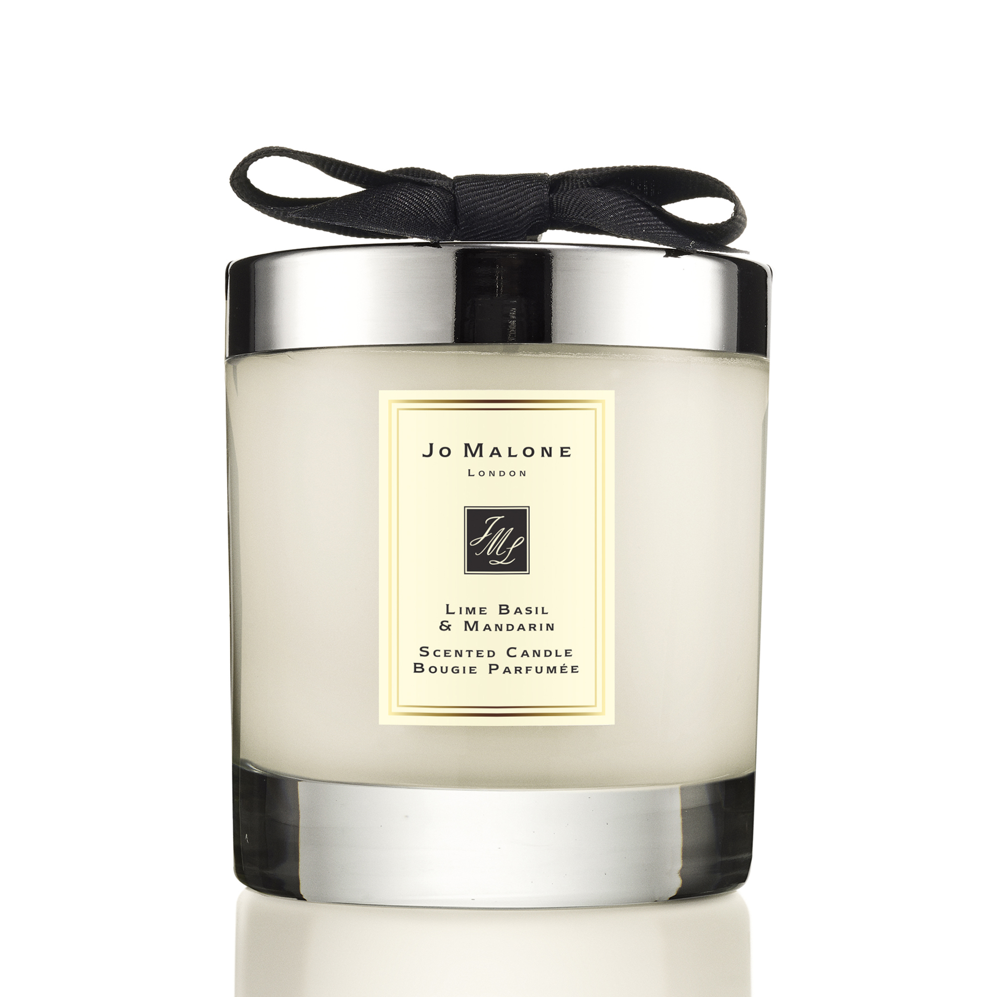 Lime Basil & Mandarin Home Candle 200g