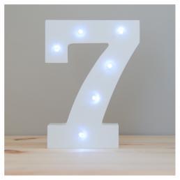 Up In Lights Number 7